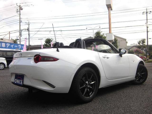 「マツダ」「ロードスター」「オープンカー」「東京都」の中古車9