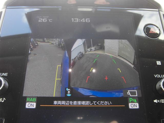 STIスポーツ EX STiエアロ STiパフォ-マンスマフラー スマートリヤビューミラー 12.3インチフル液晶メーター アイサイトX ドラレコ ETC CD/DVDデッキ 禁煙車(23枚目)