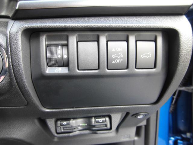 STIスポーツ EX STiエアロ STiパフォ-マンスマフラー スマートリヤビューミラー 12.3インチフル液晶メーター アイサイトX ドラレコ ETC CD/DVDデッキ 禁煙車(27枚目)