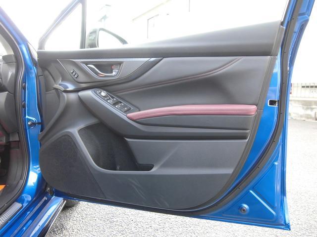 STIスポーツ EX STiエアロ STiパフォ-マンスマフラー スマートリヤビューミラー 12.3インチフル液晶メーター アイサイトX ドラレコ ETC CD/DVDデッキ 禁煙車(34枚目)