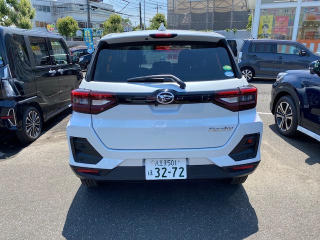 「ダイハツ」「ロッキー」「SUV・クロカン」「東京都」の中古車5