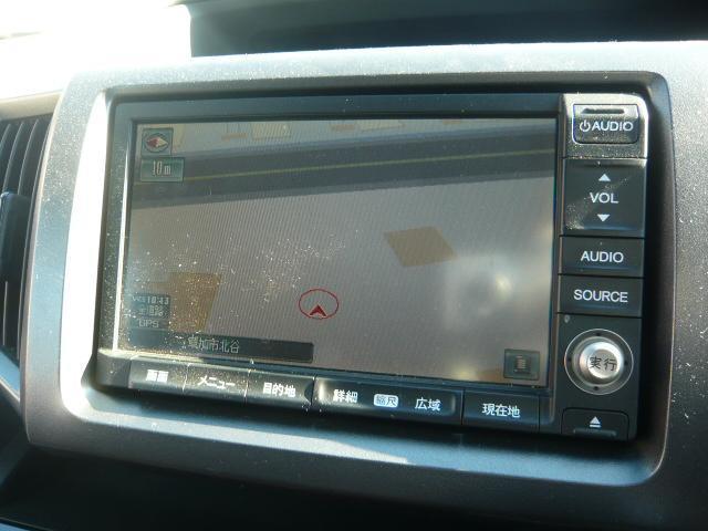 ホンダ ステップワゴンスパーダ Z禁煙車ワンオーナー記録簿純正HDDナビ地デジ両側自動ドア