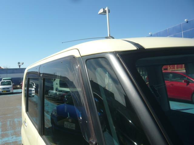 ダイハツ タント X禁煙車オートスライドドアキーフリーシステムSDナビ地デジ