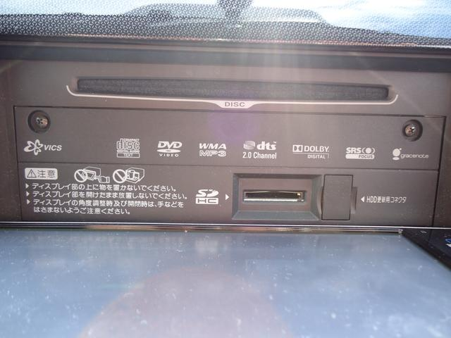 トヨタ ウィッシュ Z HDDナビ ETC エンジンスターター7速CVT HID