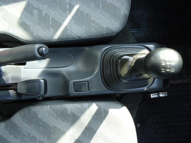 スズキ キャリイトラック KU エアコン パワステ 4WD ETC