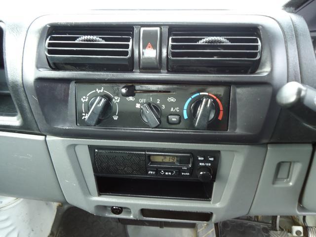 エアコン・ラジオ
