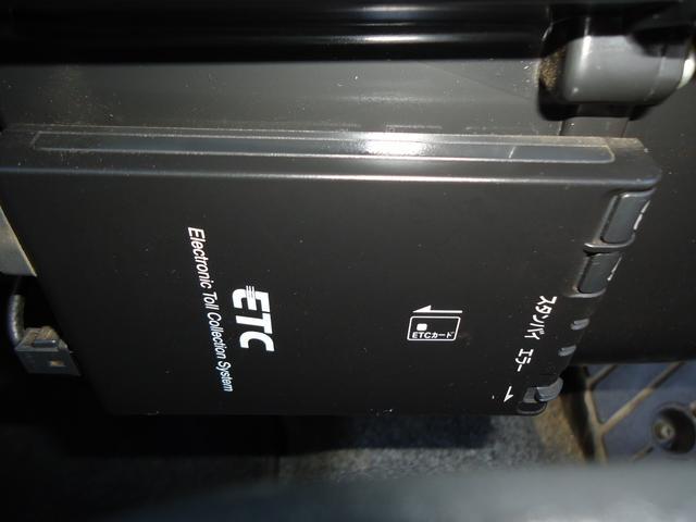 ETC車載器あり。現在お手持ちのETCカードをお使いいただけます。