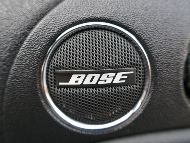 BOSEサウンドシステム