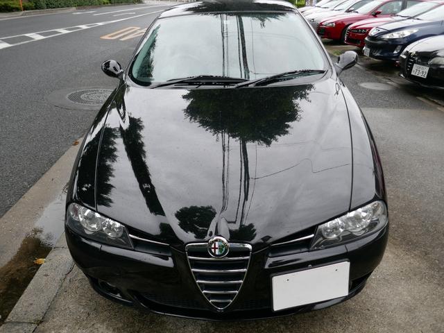 「アルファロメオ」「アルファ156」「セダン」「東京都」の中古車2