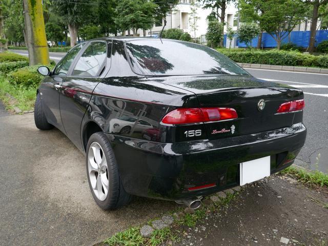 「アルファロメオ」「アルファ156」「セダン」「東京都」の中古車4