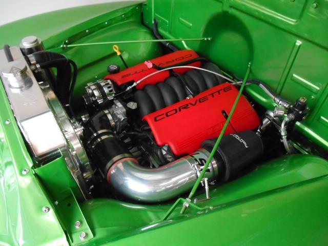 シボレー シボレー C3100 GMパフォーマンスLS1エンジン 各部レストア済