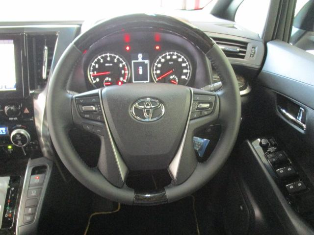トヨタ ヴェルファイア 2.5Z Aエディション ゴールデンアイズ メーカーナビ