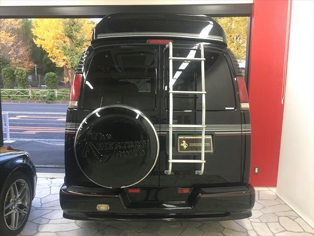 「その他」「GMCサバナ」「ミニバン・ワンボックス」「東京都」の中古車3