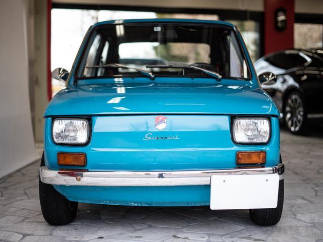 「フィアット」「フィアット 126」「コンパクトカー」「東京都」の中古車2