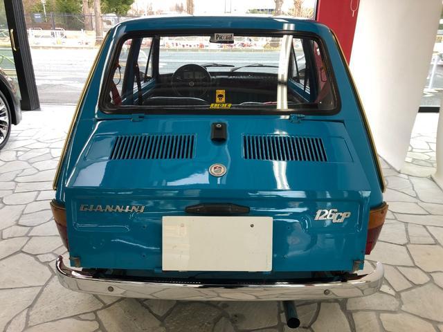 「フィアット」「フィアット 126」「コンパクトカー」「東京都」の中古車3