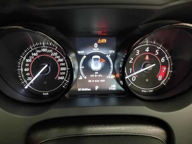 SVR 4WD 5.0 V8 575PS(8枚目)