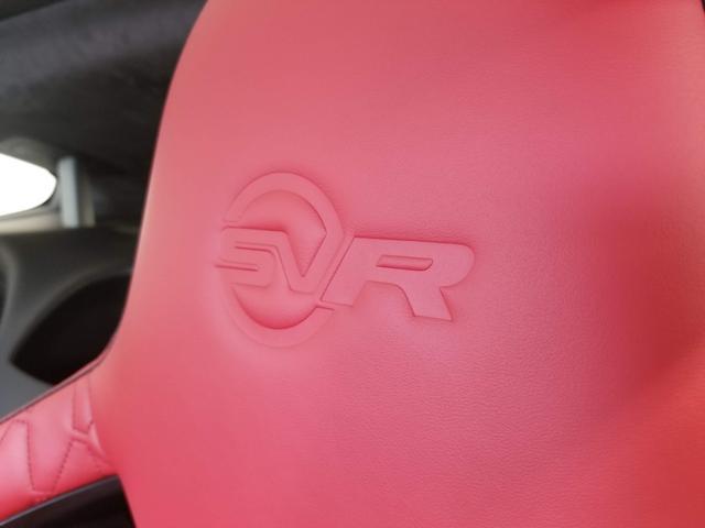 SVR 4WD 5.0 V8 575PS(18枚目)