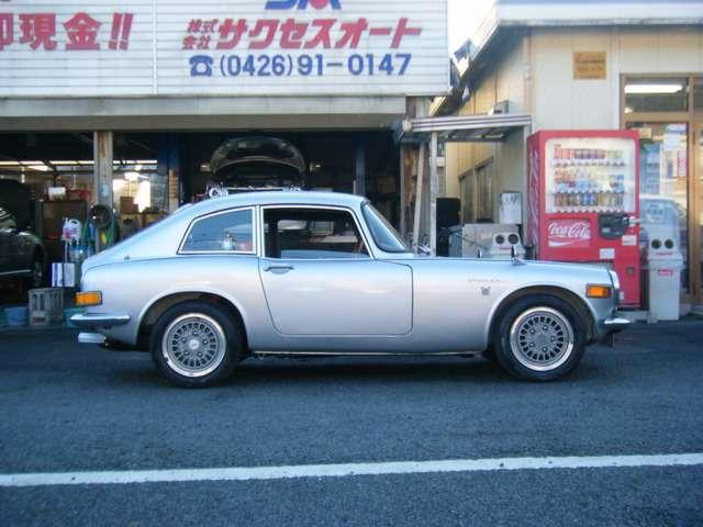 「ホンダ」「S600」「オープンカー」「東京都」の中古車4