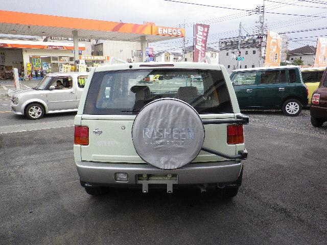 「日産」「ラシーン」「SUV・クロカン」「東京都」の中古車11