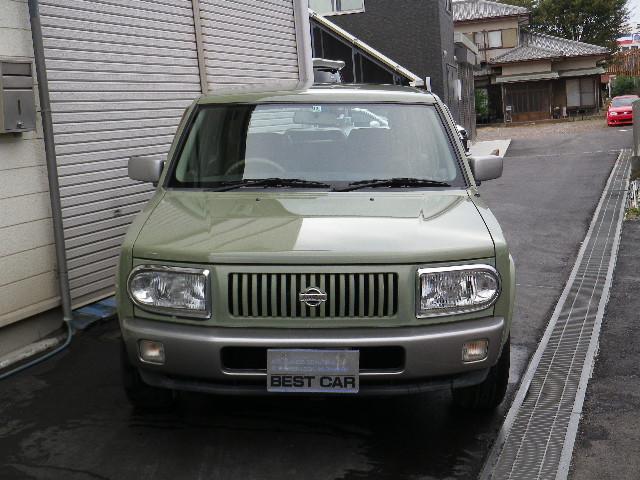 「日産」「ラシーン」「SUV・クロカン」「東京都」の中古車2