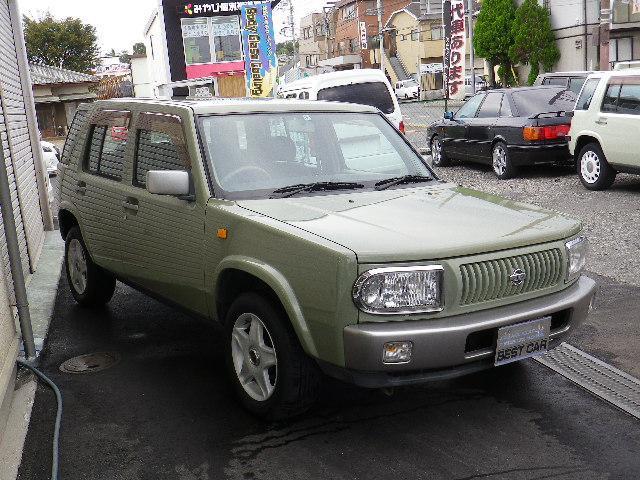 「日産」「ラシーン」「SUV・クロカン」「東京都」の中古車3