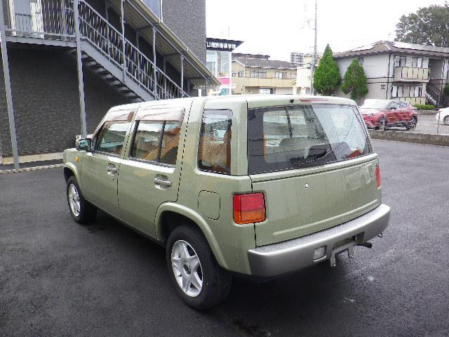 「日産」「ラシーン」「SUV・クロカン」「東京都」の中古車18