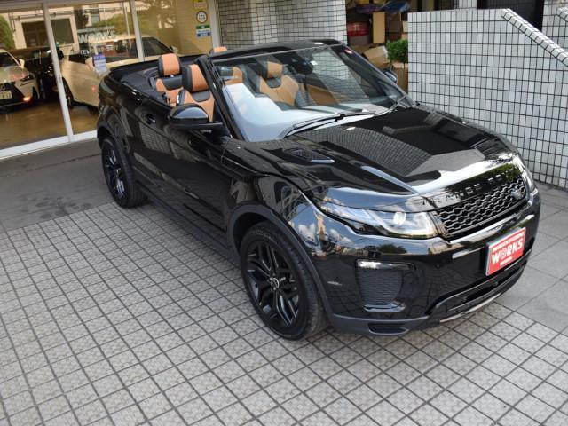 「ランドローバー」「レンジローバーイヴォークコンバーチブル」「オープンカー」「東京都」の中古車3