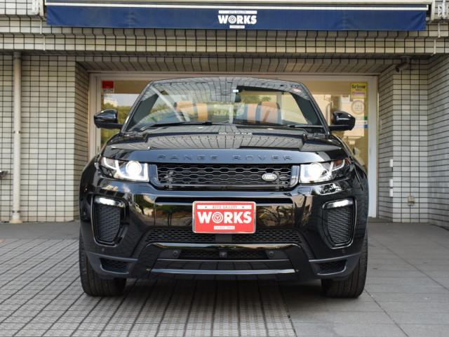「ランドローバー」「レンジローバーイヴォークコンバーチブル」「オープンカー」「東京都」の中古車8