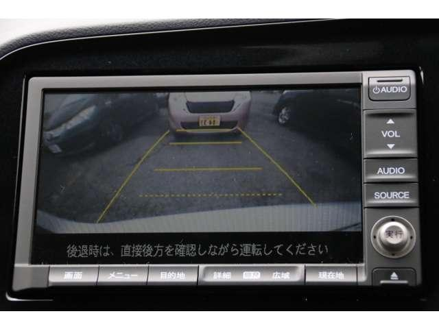 ホンダ インサイト L 純正HDDナビ リヤカメラ キーレス