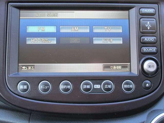 ワンセグ、サウンドコンテナ!扱いやすい純正HDDナビです。