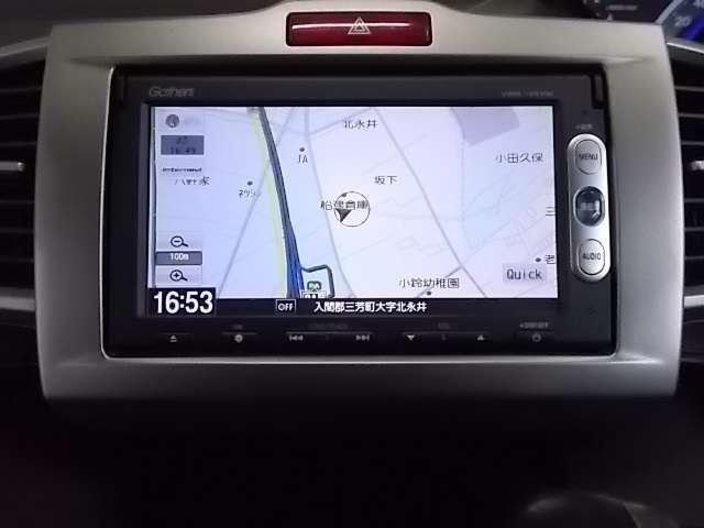 G ジャストセレクション ドライブレコーダー 純正用品ナビ(10枚目)