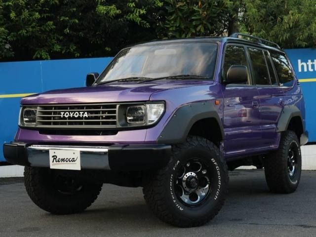 2.7 TX リミテッド 4WD COLORBOMB パープ(7枚目)