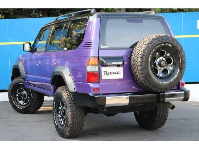 2.7 TX リミテッド 4WD COLORBOMB パープ(9枚目)