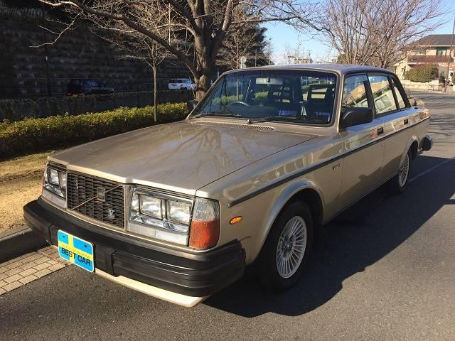 ボルボ ボルボ 240 GL