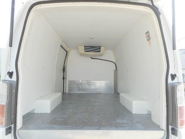 冷蔵冷凍車 中温冷凍車ー5℃ オートマ車 ワンオーナー(6枚目)