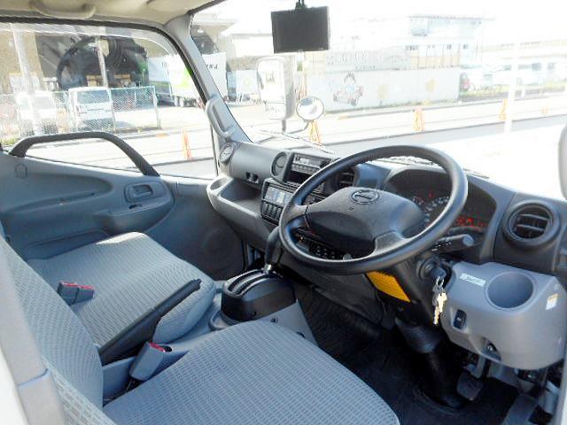セミロング低温冷凍車ー32℃ 積載2.2t パワーゲート付(11枚目)