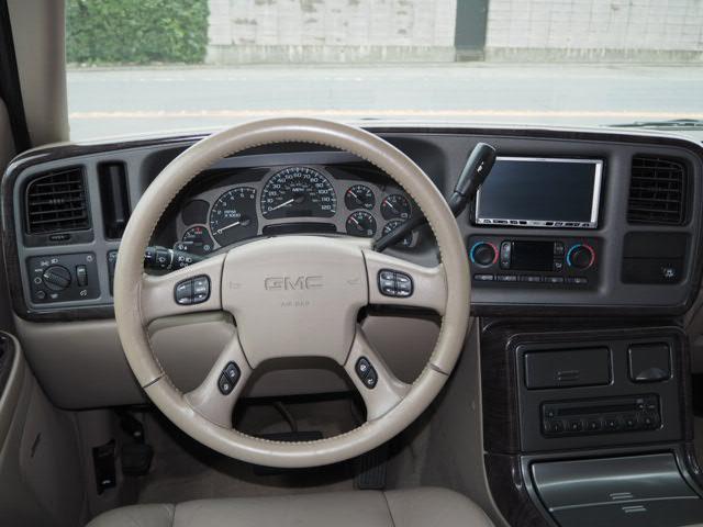 DENALI 4WD BOSE 整備記録簿有り 実走行中並(16枚目)