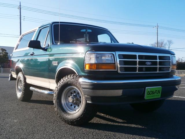 「フォード」「ブロンコ」「SUV・クロカン」「埼玉県」の中古車3