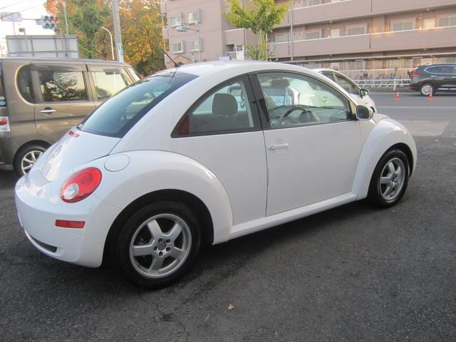 「フォルクスワーゲン」「VW ニュービートル」「クーペ」「東京都」の中古車4