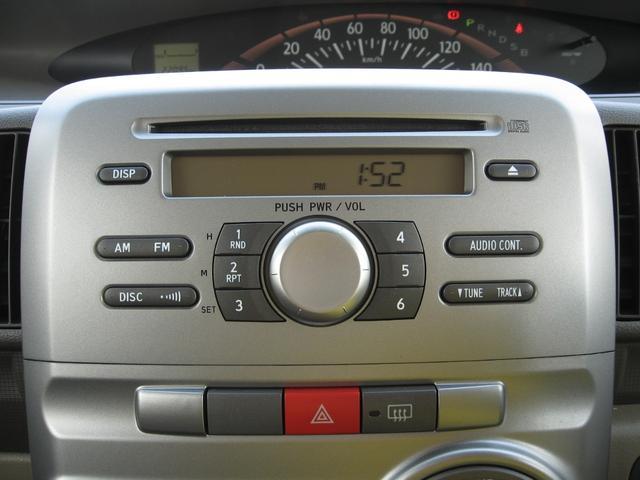 純正CDステレオです