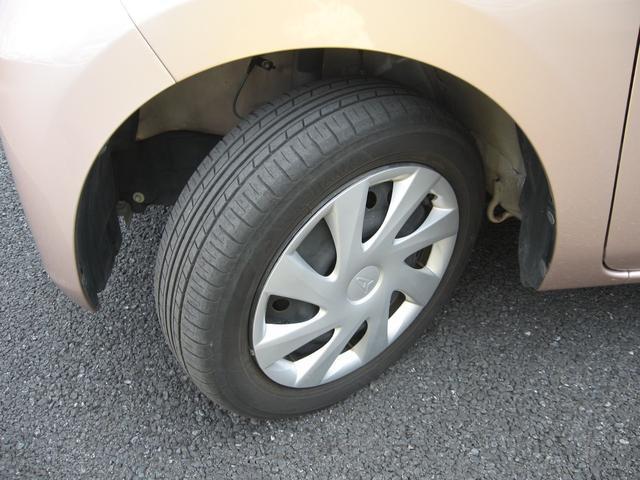 フロントタイヤの画像です