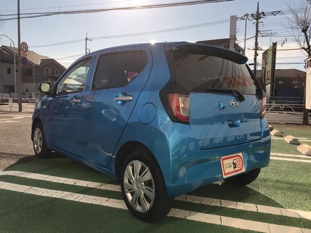 「ダイハツ」「ミライース」「軽自動車」「東京都」の中古車7