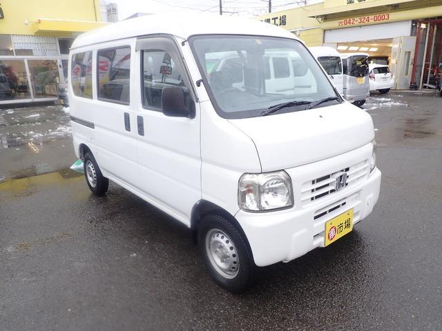 「ホンダ」「アクティバン」「軽自動車」「東京都」の中古車6