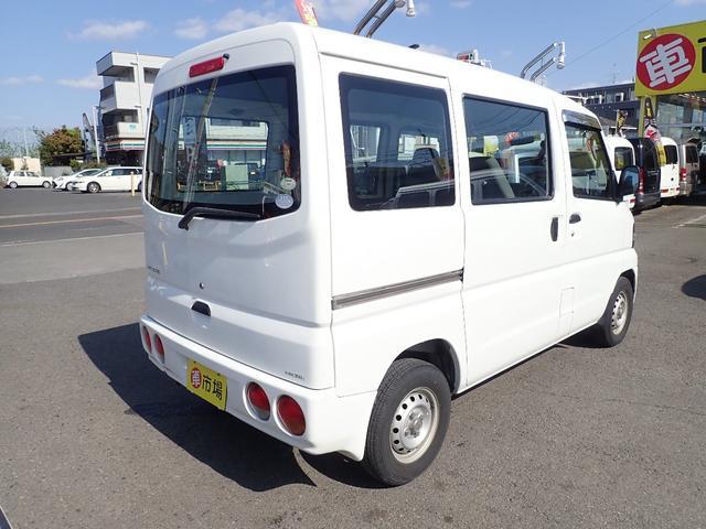 「三菱」「ミニキャブバン」「軽自動車」「東京都」の中古車8
