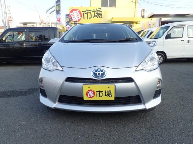 「トヨタ」「アクア」「コンパクトカー」「東京都」の中古車2