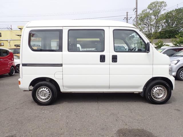 「ホンダ」「アクティバン」「軽自動車」「東京都」の中古車4
