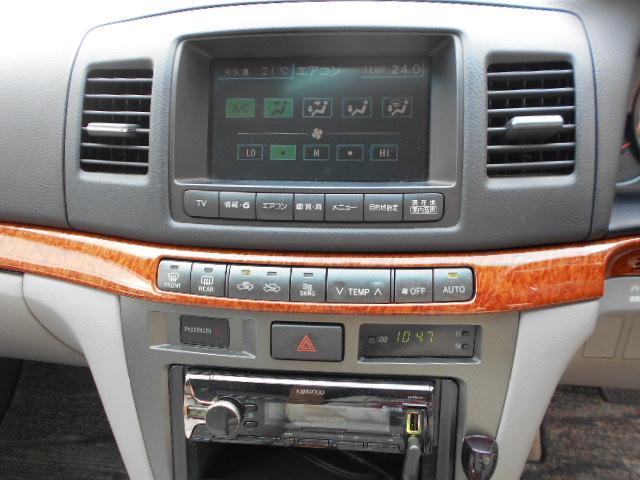 グランデ リミテッドナビパッケージ 車高調 ナビTV(11枚目)