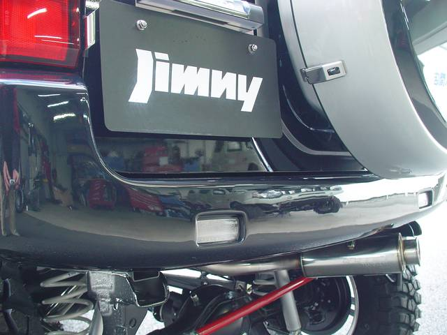 スズキ ジムニー ランドベンチャー 4WD T型 3インチUPコンプリート