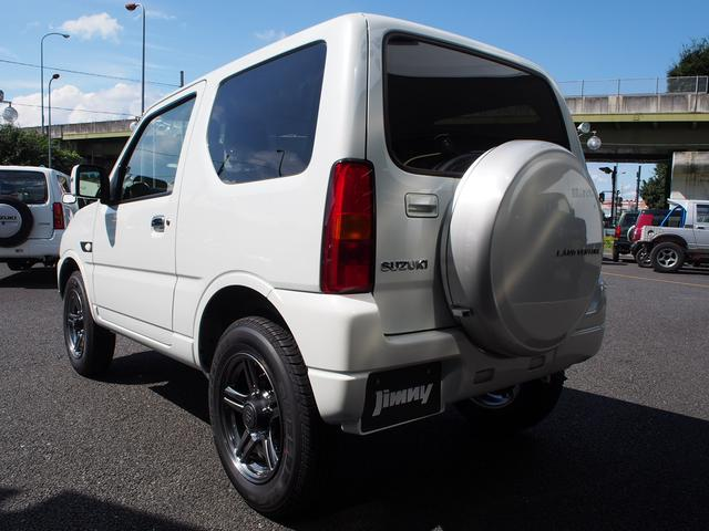 スズキ ジムニー ランドベンチャー 4WD T型