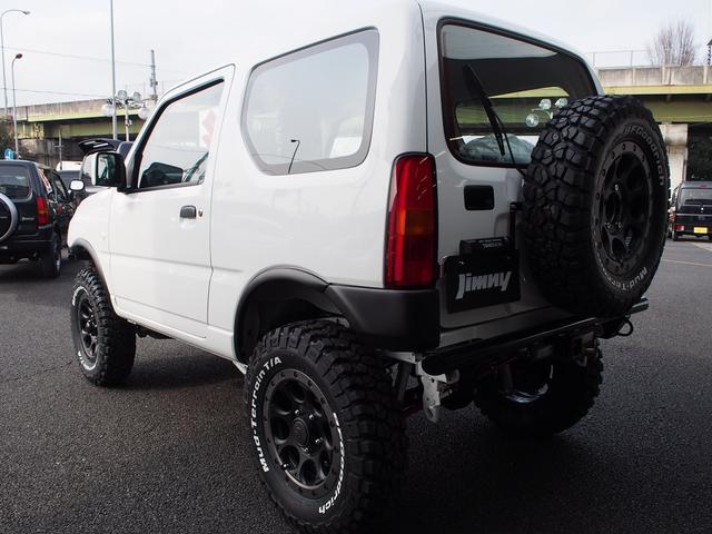 スズキ ジムニー XGターボ 4WD 3インチUPコンプリートWG